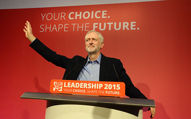 Back to the Future: Jeremy Corbyn