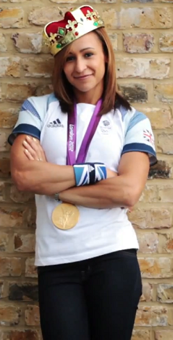 Good thing number 6: Jessica Ennis