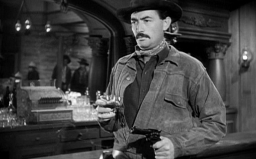 Gregory Peck in The Gunfighter