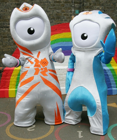 Bad thing number 1: Wenlock & Mandeville